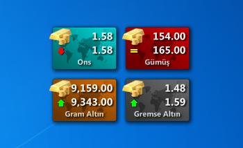 Mini Döviz 4.5 Hatalı Ekran Görüntüsü