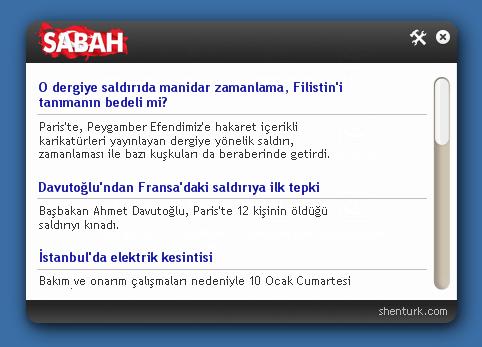 Mini Sabah 2.0 Ekran Görüntüsü