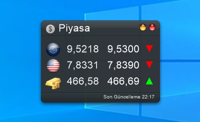Piyasa 6.5 Windows