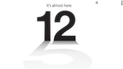 iPhone 5 12 Eylül'de çıkıyor!