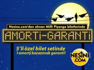 Nesine.com ile Piyango Değil Garanti!