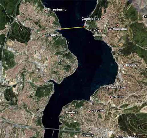 3. Köprü: Yavuz Sultan Selim