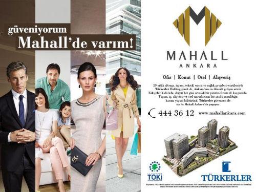 Mahall Ankara'da Yeni Bir Hayata Var Mısın?